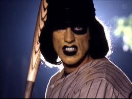 Baseball Furies leader - leader of the baseball furies gang in the warriors film of 1979