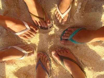 Bora memories - This was taken 3 years ago. My friends and I enjoy the heat of summer while taking random pictures.