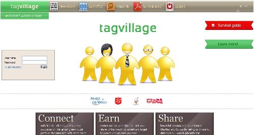 tv newlook - This is the new look for TAGVILLAGE ...