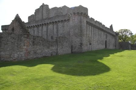 Castle - Ruined castle