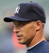 Joe Giradi - The New York Yankees Manager.