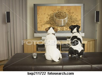 Television watching - Watching television can eat up our time.