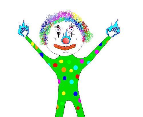 Morgo The Enslaver - it's a happy clown