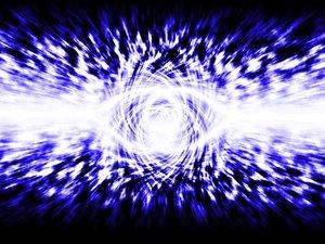 Techno Blue - it's blue.