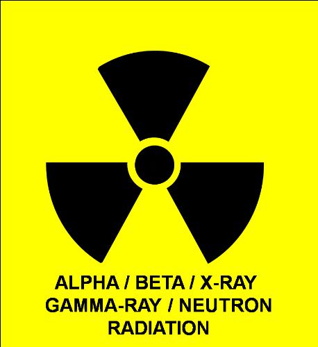 trefoil - radioactive