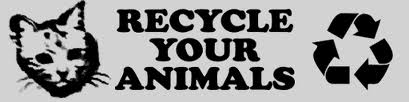 Recycle - recycle your animals