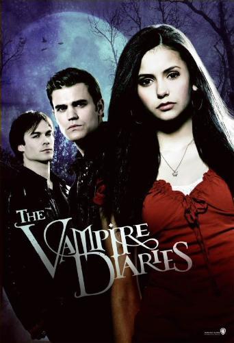 The Vampire Diaries - The Vampire Diaries. Cast: Nina Dobrev, Ian Somerhalder and Paul Weasley