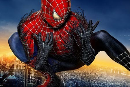 spider man - this is the pic of spider man.. the movie