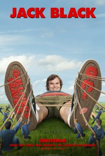 Movie poster - One of the movie posters for the movie 'Gulliver's Travels'.