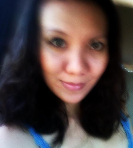 My new hair - Had a perm three weeks ago and here is what my new hair style looks like.