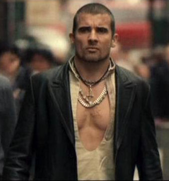 dominic purcell - dominic purcell from blade trinity and prison break
