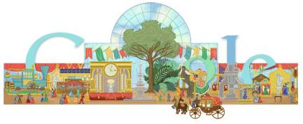 google - World's fair