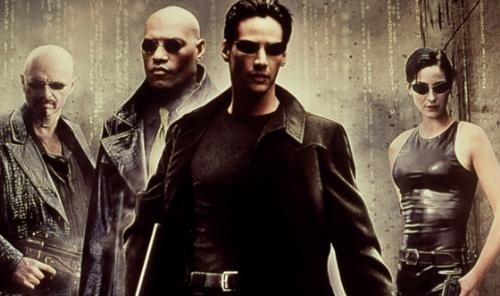 Matrix - this is the pic of the matrix movie
