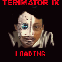 terimator IX - my photo who I ediy in PhotoShop