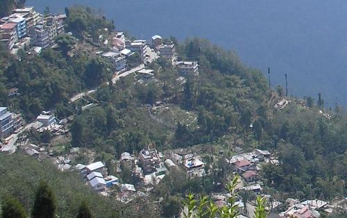 the city of gangtok - another look at gangtok