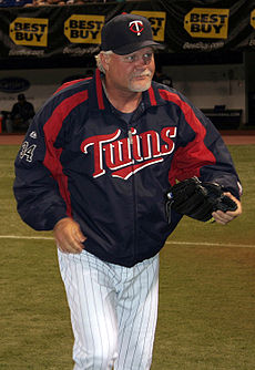 Ron Gardenhire - The Minnesota Twins manager.