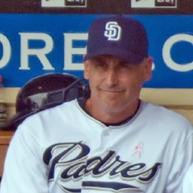 Bud Black - Black is the manager for the San Diego Padres.