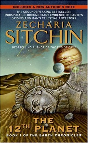 The 12th Planet - Anunnaki - According to Zecharia Sitchin, the Anunnaki came to Earth 445,000 years ago.