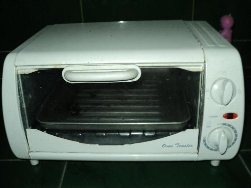 Oven Toaster - My Old Oven Toaster