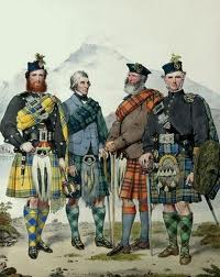 highlanders - highlanders of scotland