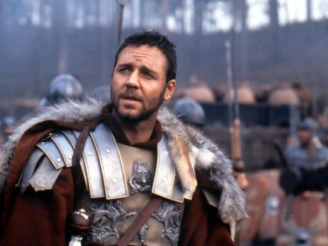 gladiator - this is a pic of the gladiator...