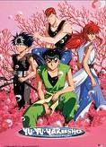 yuyu hakusho - 2nd anime fav. of mine