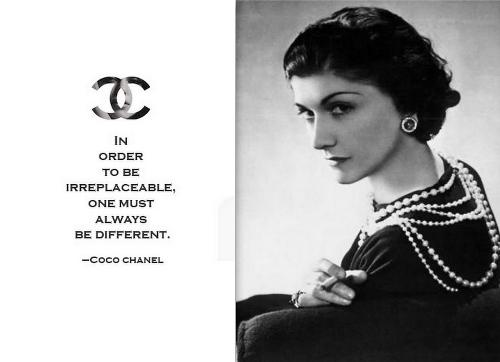 chanel - chanel is simlply 'luxury'