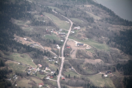 Road - Road seen from air