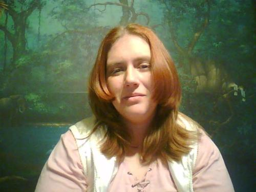 All about me - This pic is recent of myself after my hair cut.