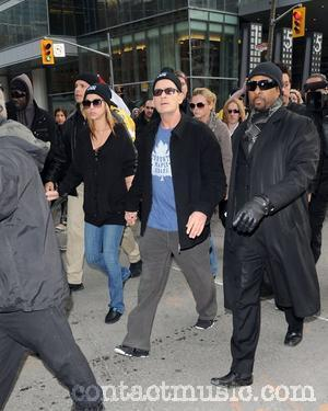 Charlie Sheen - Nice to know he is not the center of attention lately! I hope it stays that way!