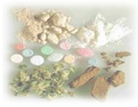Drugs - these are different types of drugs that drug pushers or mules sell to teens or even adults. they can buy them everywhere hope that the government will be able to stop this in the future