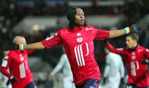Gervinho - As a speculation said Liverpool are interested in Gervinho from Lille.