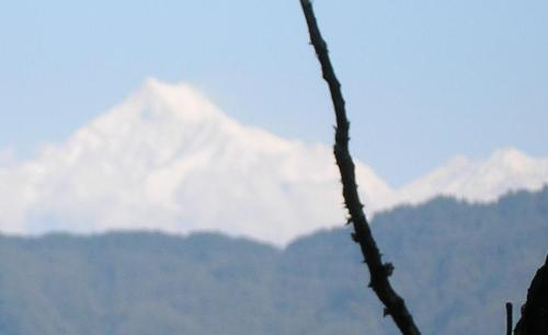 great himalayas - another view of the himalayas