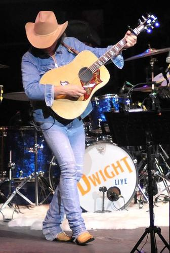 Dwight Yoakum - Actor,singer and song writer.