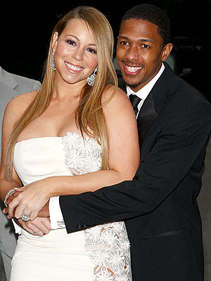 Mariah and Nick - Mariah Carey and hubby Nick Cannon. They are proud parents of twins!