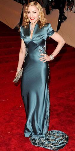 Madonna - Madonna looks dang good! Wow!
