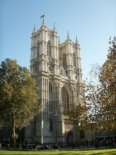 Westminster Abbey - This church is over 500 yrs old! It held the wedding of Prince Charles and Princess Diana. Prince Andrew and Fergie. Last but not least Prince Wiliam nad Kate Middleton's wedding!