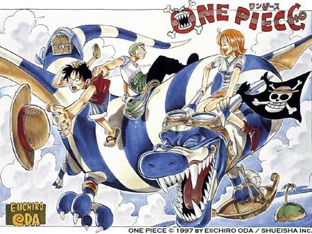 One Piece - one piece anime