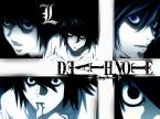 Death note - 'L' from the anime or manga Death Note