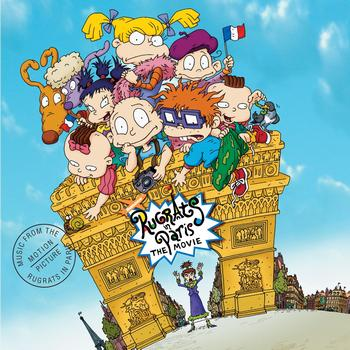 Rugrats in Paris - Rugrats in Paris the movie poster