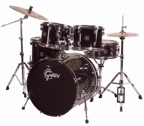 Gretsch Drums Set Blackhawk - Gretsch Drums Set Blackhawk