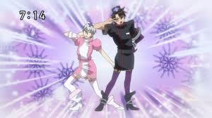 hahaha! - this is one heck of a nurse Beelzebub anime