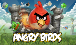 Angery Birds - I wish I had this game on my computer! I love this game!
