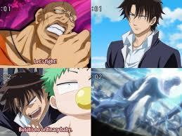 Beelzebub - anime or manga