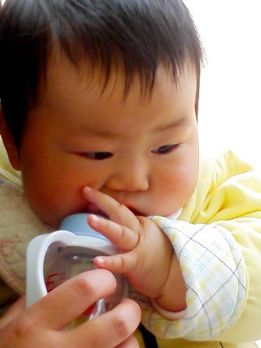 Baby - A cute baby.