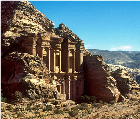 Petra - Petra Jordan  One of the places i want to visit someday..