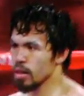 manny round 10 - where he gets tricked to be KO