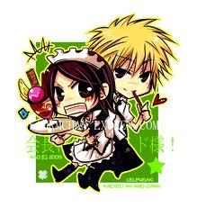 Kaichou wa Maid sama anime - I love misaki and usui!