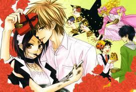 Kaichou wa Maid sama anime - Kaichou wa Maid sama anime... anime I like