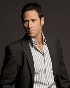 Rob Morrow - Hot, sexy, macho man FBI, brilliant actor. What more to say?